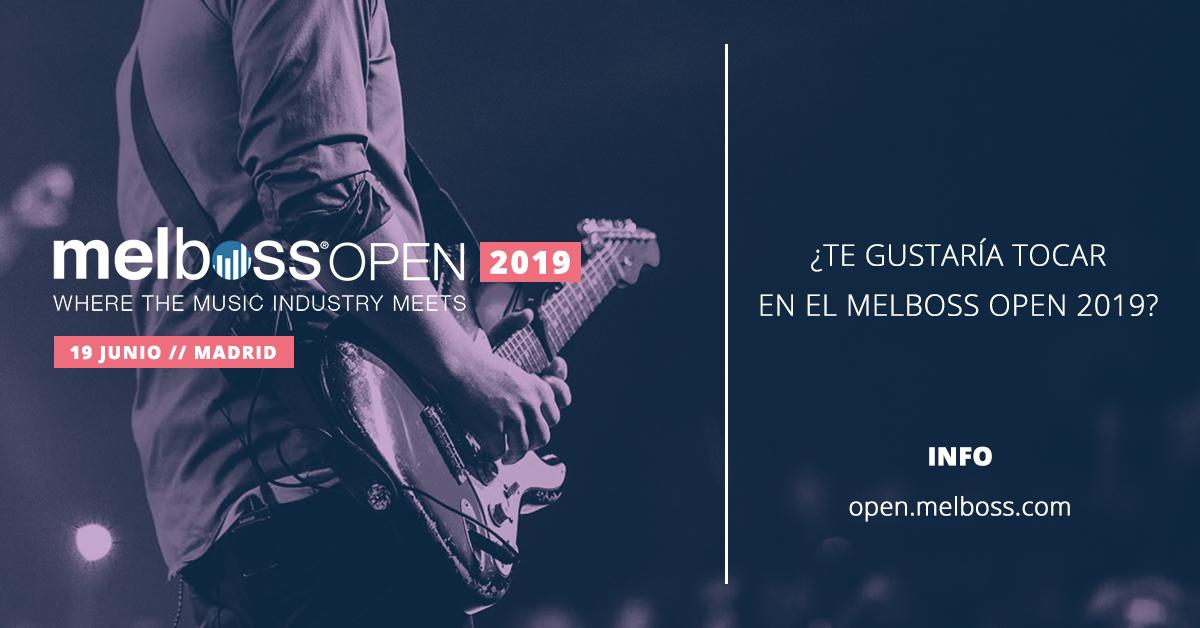 Actúa en el Melboss Open 2019